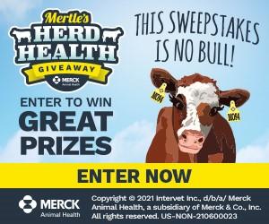 Merck: Mertle's Herd Health Giveaway