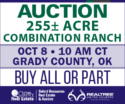 Howell Auction - Rush Springs OK