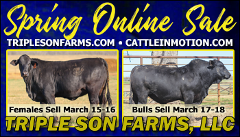 "SS-Triple Son Farms ""Heart of The Herd"" Spring Online Sale-03-18-2021"
